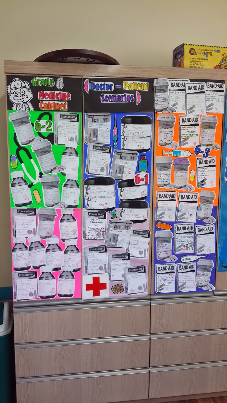 Lessons About Sickness / Health for ESL ~ Mrs  Baia's Classroom