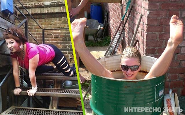 15 фото, которые покажут безумную жизнь деревенских