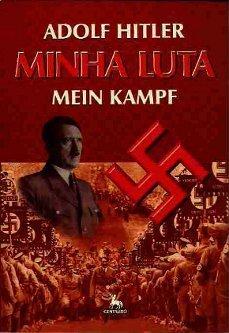 Comunicado ao Tribunal de Justiça do Rio de Janeiro: vou reler o livro do Hitler