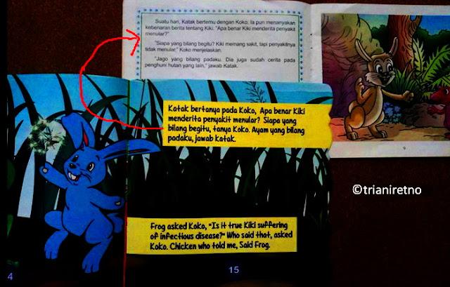 buku anak yang diplagiat