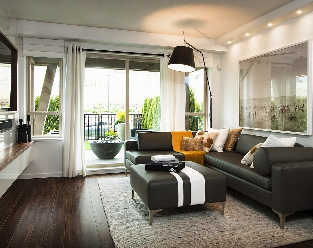 Americana Decorating Ideas For The Living Room