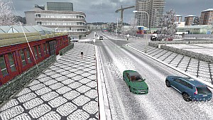 Always snowfall mod by Piva