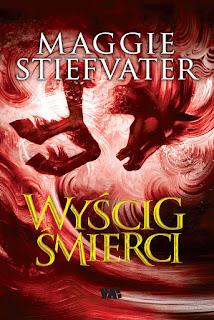 """""""Wyścig śmierci"""" Maggie Stiefvater - recenzja"""