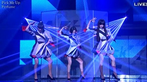 JMusic-Hits.com Kouhaku 2015 - Perfume