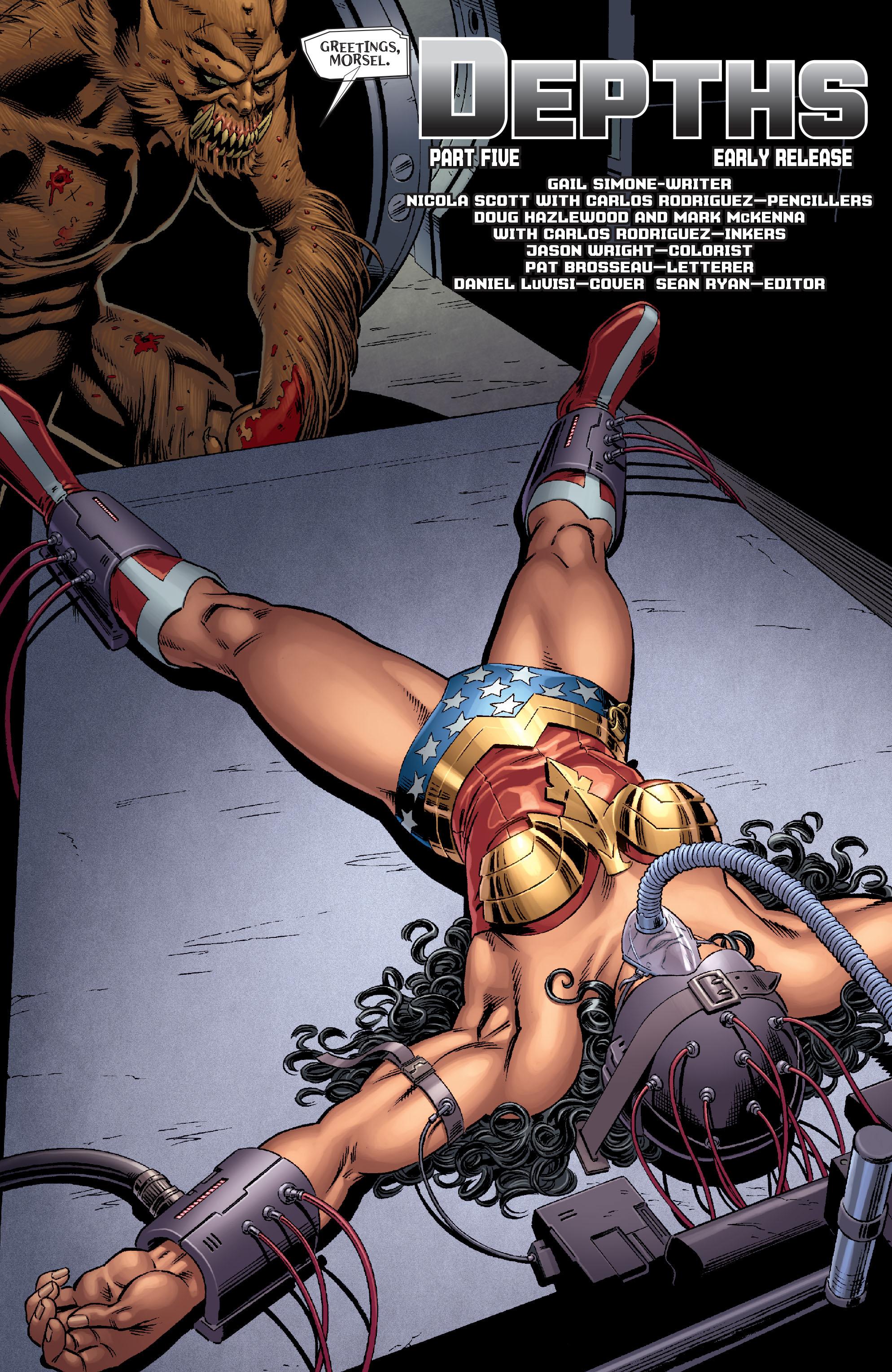 Read online Secret Six (2008) comic -  Issue #14 - 3