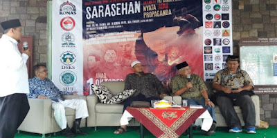 "Penulis Buku ""Ayat-Ayat yang Disembelih"" Ungkap Kekejian PKI Menyilet Lidah Guru Ngaji"