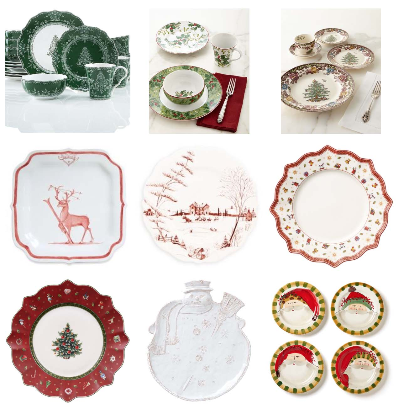I Wrote About Christmas China Several Years Ago, However New Patterns Have  Been Released!