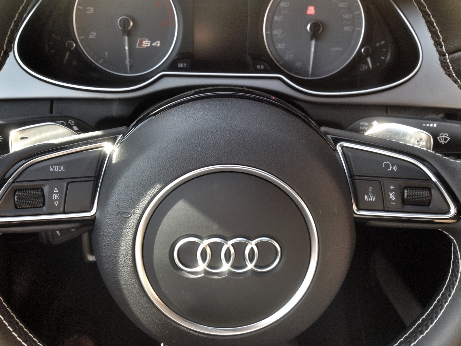 How To Use Audi Paddle Shifters The Unofficial Audi Blog