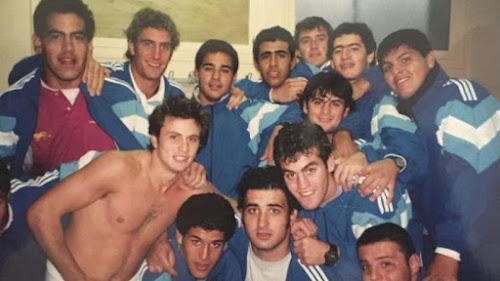 A 25 años de Los Pumitas Campeones de 1993