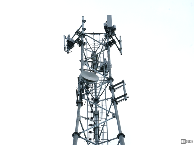 Smart installed more than 5,600 4G LTE base stations in 1 year!