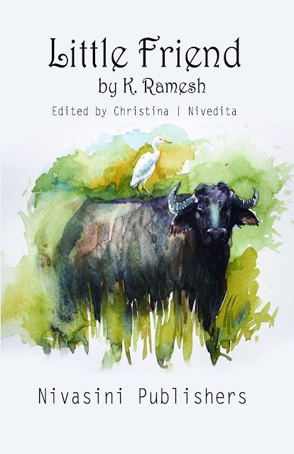 Book Review : Little Friend by K. Ramesh