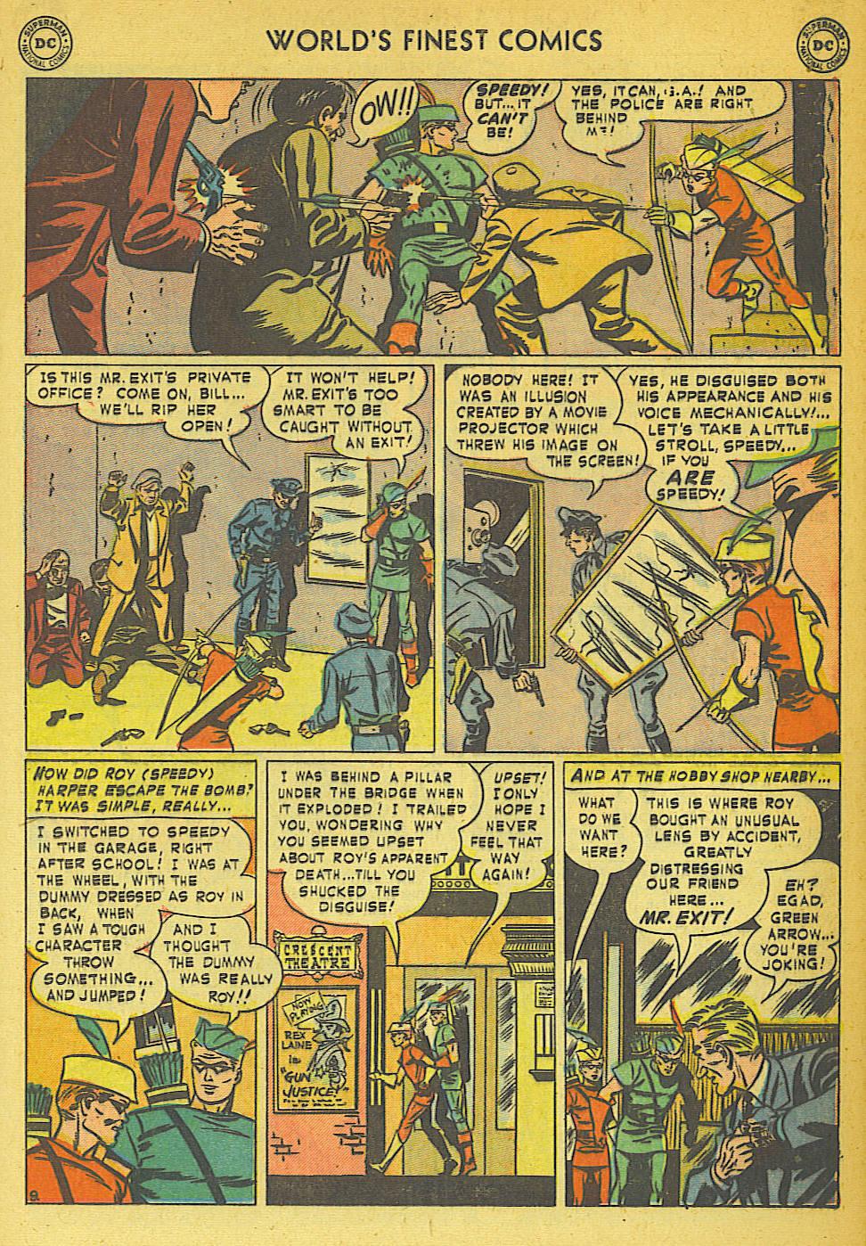 Read online World's Finest Comics comic -  Issue #57 - 25