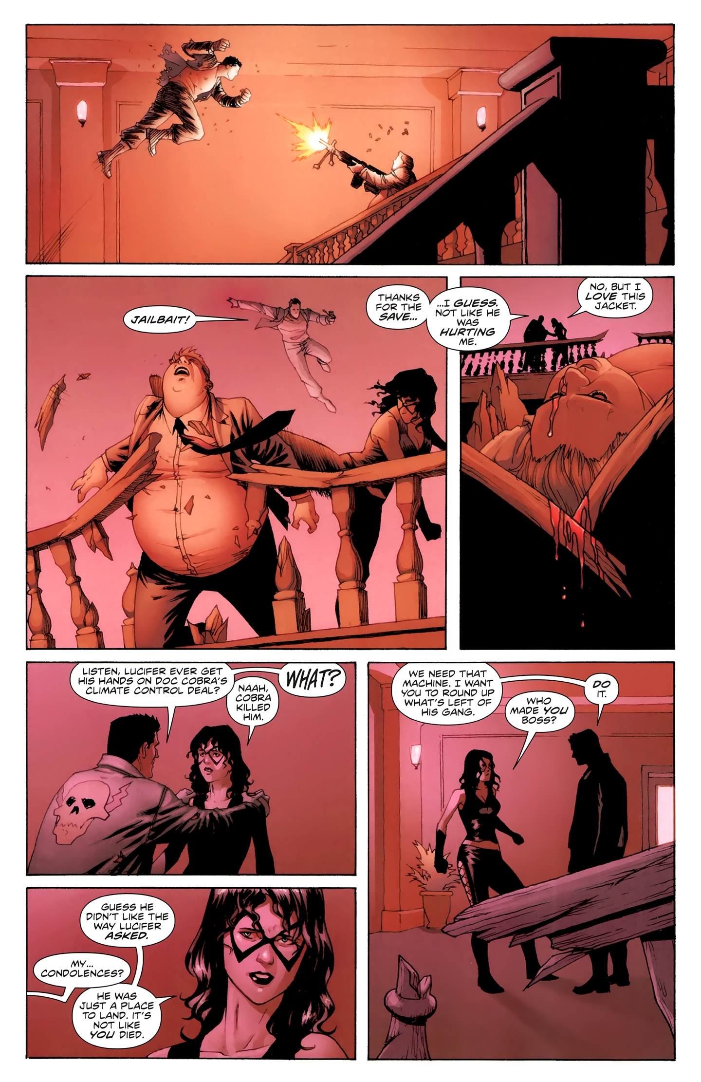 Read online Incorruptible comic -  Issue #30 - 12