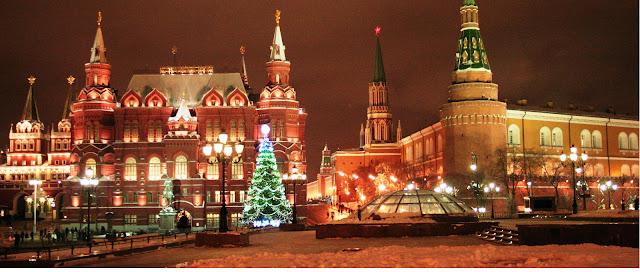 Цены на новогодний отдых в Москве