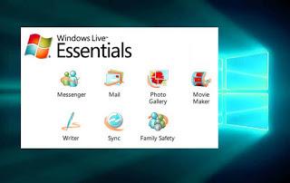 Windows Live Essentials Offline Installer