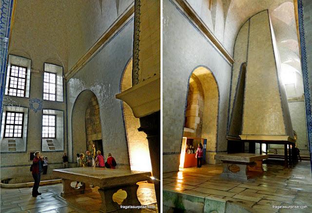 Cozinha Nova do Mosteiro de Alcobaça
