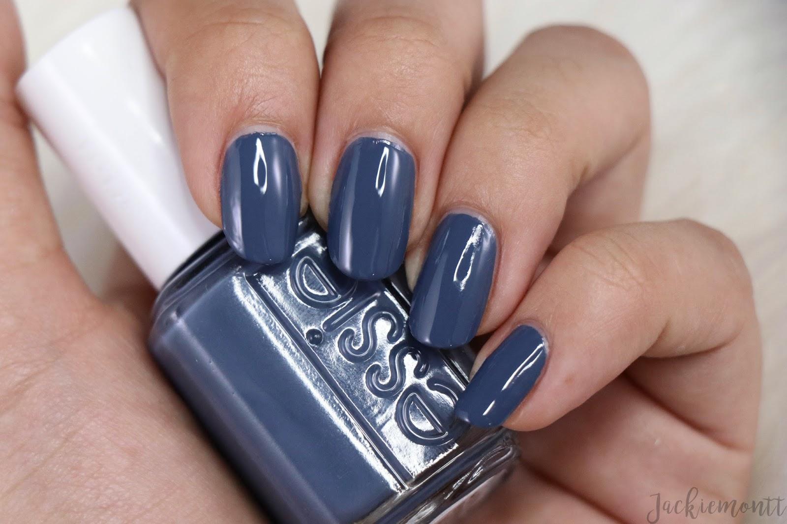 Essie Nail Polish Blue Shades- HireAbility