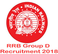 Railway Recruitment Board Group D Recruitment 2018/62907 Posts Application status and Admit Card