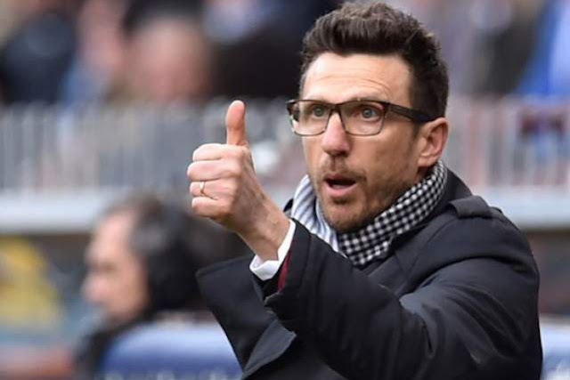 Di Francesco Segera Jadi Pelatih Roma