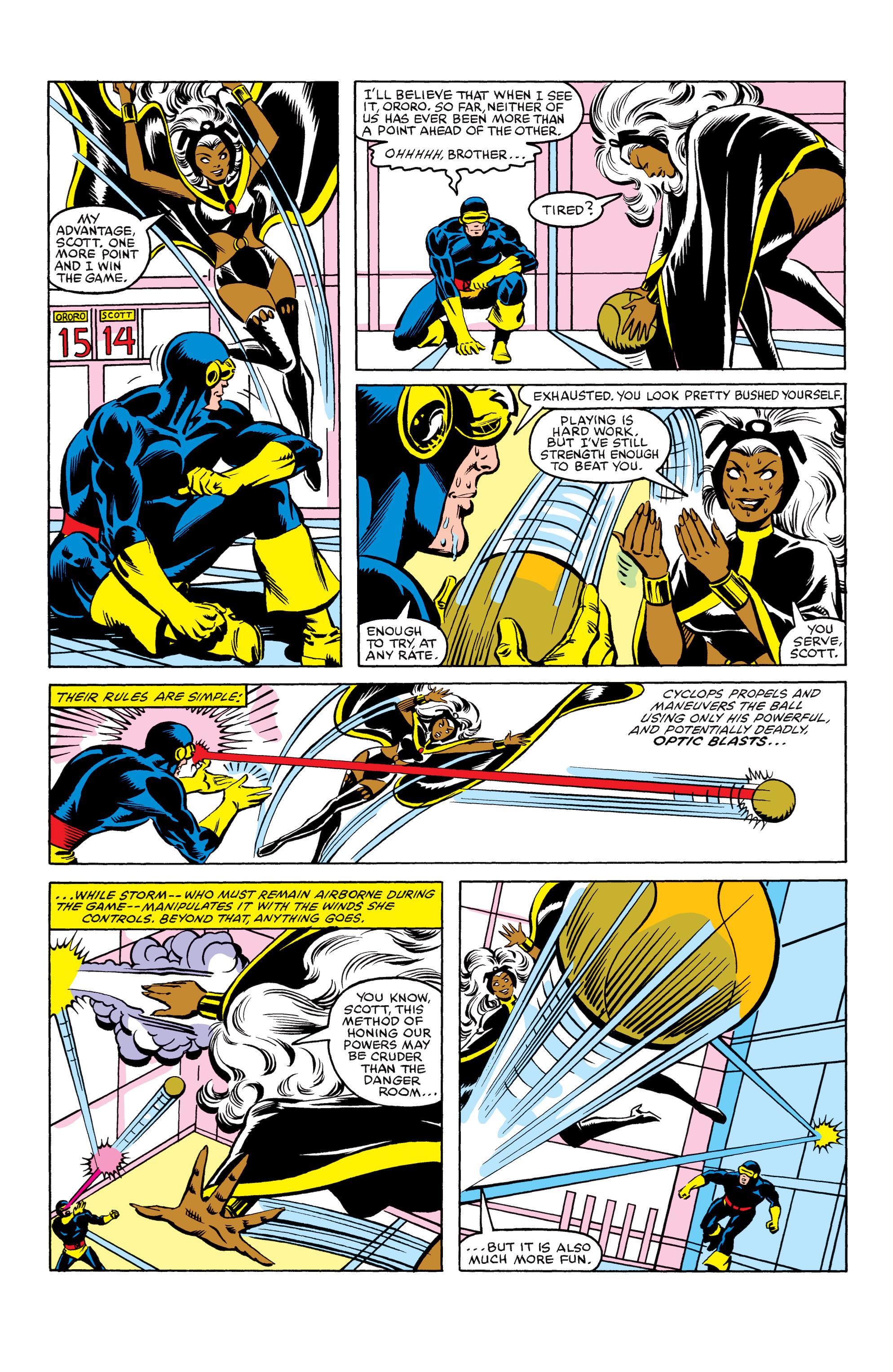 Read online Uncanny X-Men (1963) comic -  Issue #154 - 3