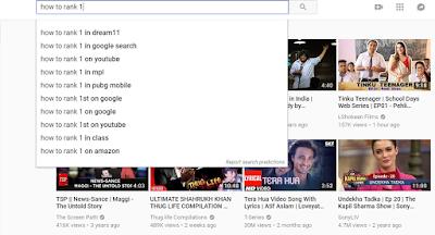youtube trending #1
