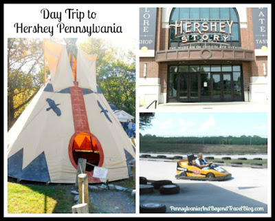 A Fun Day Trip to Hershey Pennsylvania