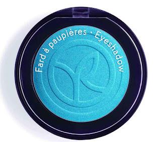 Sombras de Ojos Color Vegetal Azul de Yves Rocher