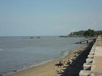 Objek Wisata Pantai Amal Kalimantan Utara
