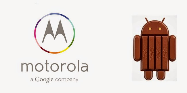 Last year Motorola Moto G getting update to Android 4.4.4