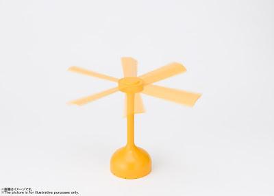 Figuras: Nueva Proplica del Gorrocoptero de Doraemon - Tamashii Nations