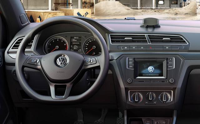 VW Gol 2018 1.6 Automático