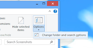 folder-and-search-options