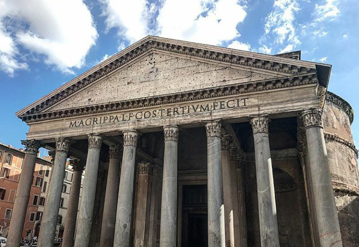 Roma'daki Pantheon Kilisesi