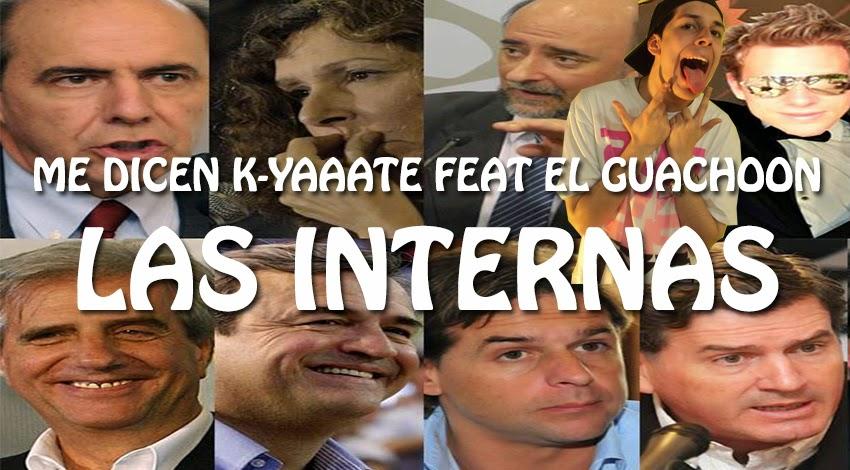 Elecciones Internas 2014 Uruguay Humor Cancion