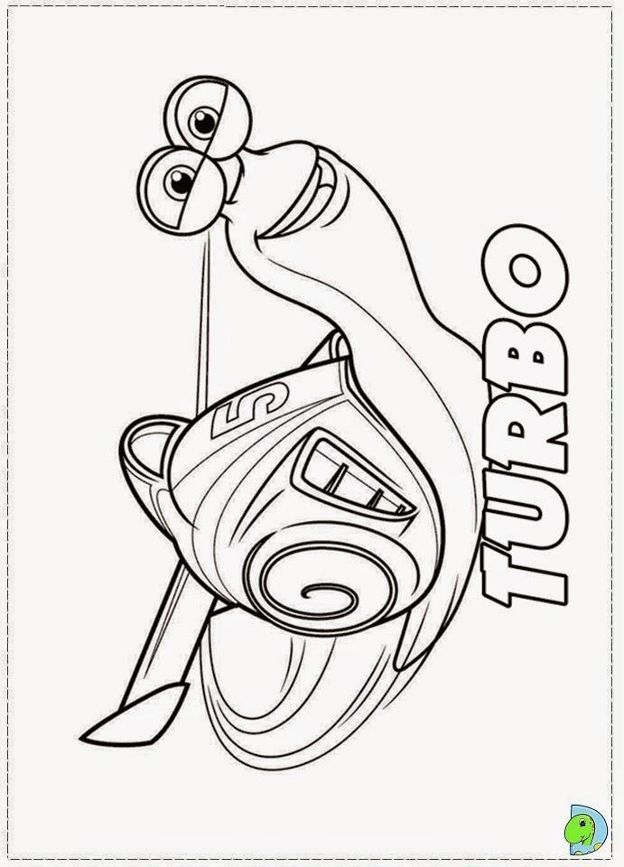 dinokids  desenhos para colorir desenhos de turbo para