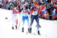 Participantes en Sochi 2014