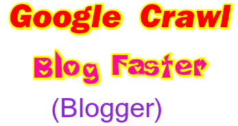 How to Get  Google  Crawl  Your Blog