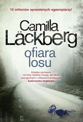 """Ofiara losu"" Camilla Läckberg"