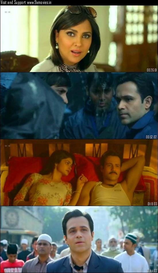 Azhar 2016 Hindi 720p DVDScr