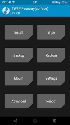Cara Root Dan Install TWRP Redmi Note 5 Whyred Terbaru