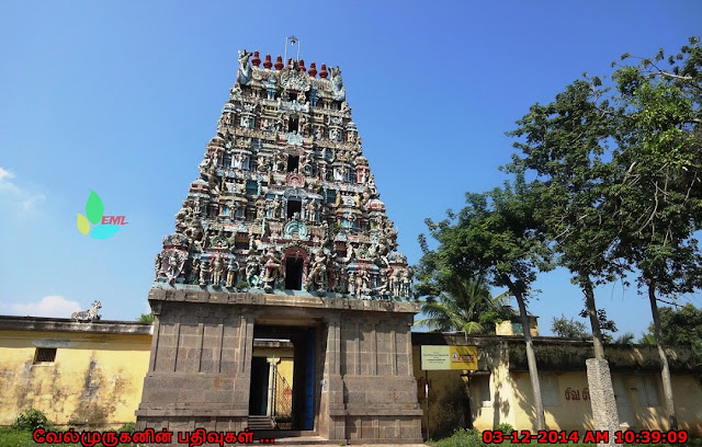 Thiru pallavaneecharam kovil
