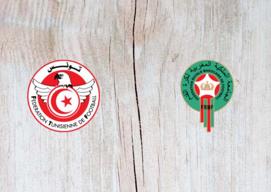 Tunisia vs Morocco - Highlights 20 November 2018
