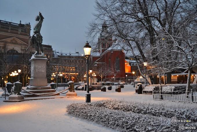 Przedświąteczny Sztokholm