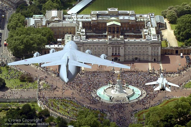 Tickets RAF Centenary parade flypast