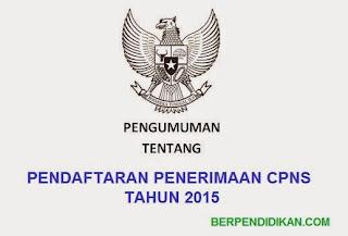 Informasi Terbaru Penerimaan CPNS tahun 2015