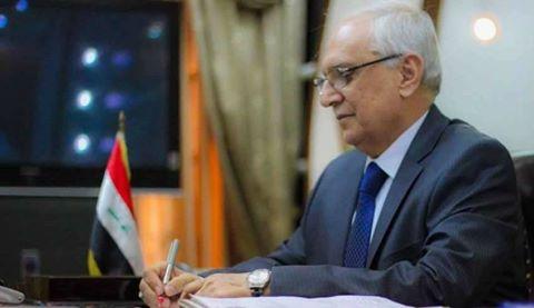 نتيجة بحث الصور عن وزير التعليم العالي عبد الرزاق العيسى