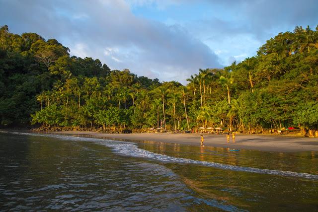 Playa privada de Tulemar en Quepos, Costa Rica