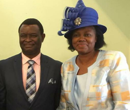 mike gloria bamiloye 29th wedding anniversary