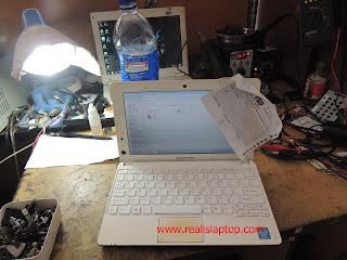 Service Laptop Lenovo S110 Mati Total