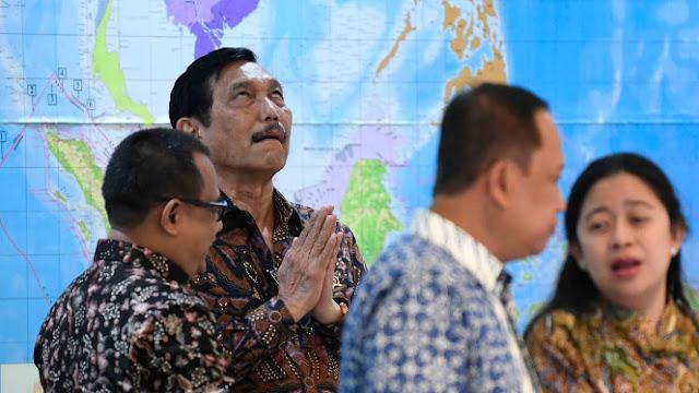 Luhut Akui Banyak Masalah Belum Tuntas di Pemerintahan Jokowi